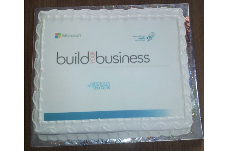 Microsoft - Build your Business