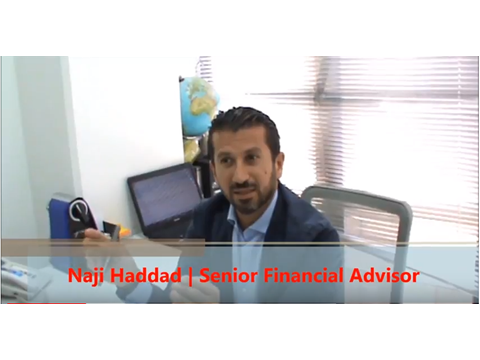 Testimonial of Mr. Naji Haddad