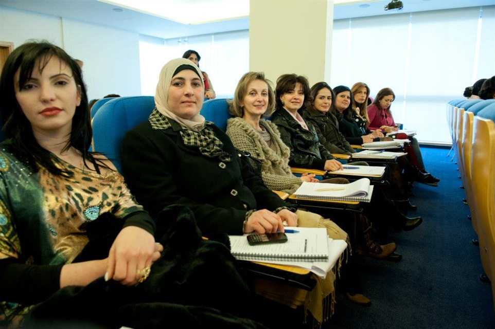Arab Women Entrepreneurs Program - AWEP