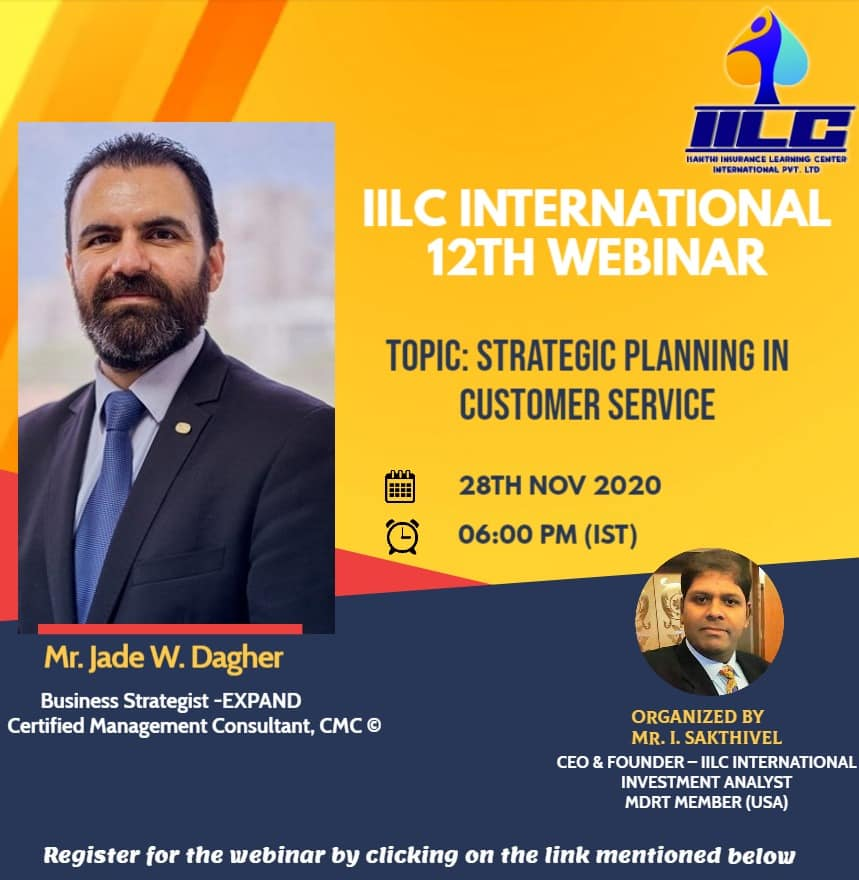 Strategic Planning in Customer Service