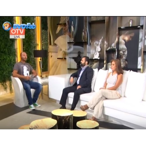 SAF7A BAYDA ON OTV - AUGUST 14, 2014